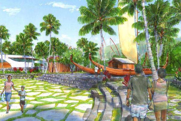 Papeete : le gouvernement et la mairie présentent les projets d'aménagement