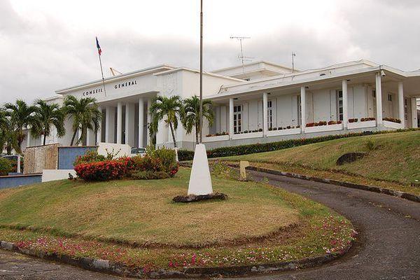 Conseil départemental de Guadeloupe