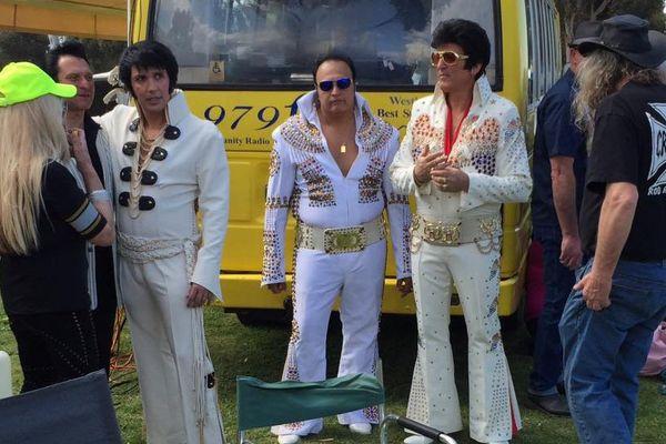 Concours du meilleur imitateur d'Elvis Presley en Australie