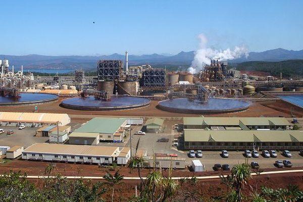 Accident mortel à l'usine de nickel du groupe Vale en Nouvelle-Calédonie