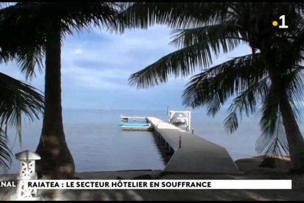 Inquiétude et incompréhension du secteur touristique à Raiatea