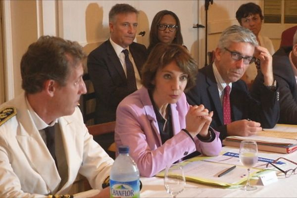 Marisol Touraine en Martinique