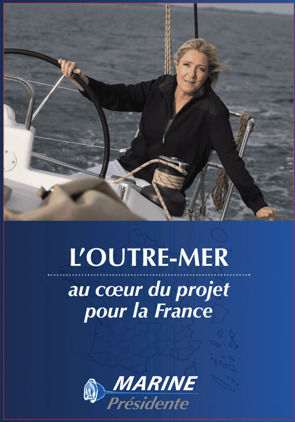Programme Marine Le Pen Outre-mer