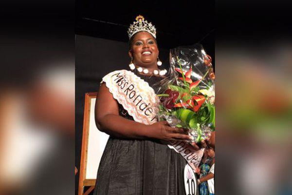 Miss Ronde Martinique