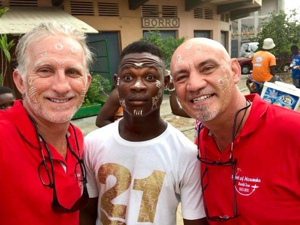 Spirit of Nouméa en Afrique : Marc Perdu et Christian Tiriault à Abidjan pour Abissa (2017)