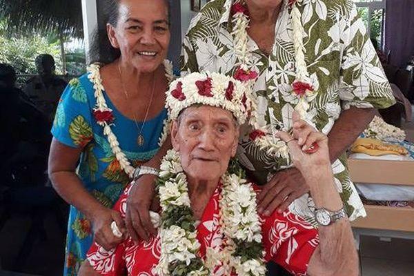 Le doyen de Faa'a fête ses 100 ans