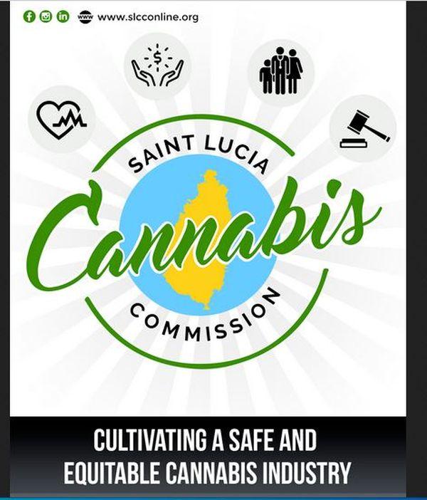 Sainte Lucie la commission sur le cannabis