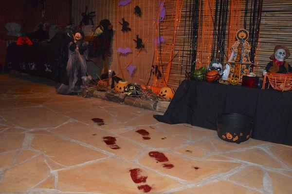 Halloween 2020, maison Wostrowski du Vallon-Dore
