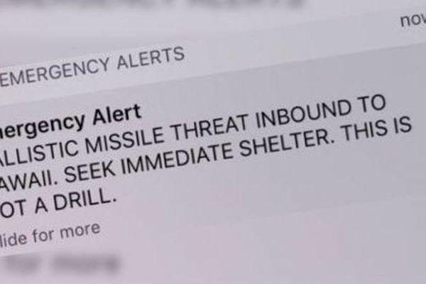 fausse alerte tir hawaii