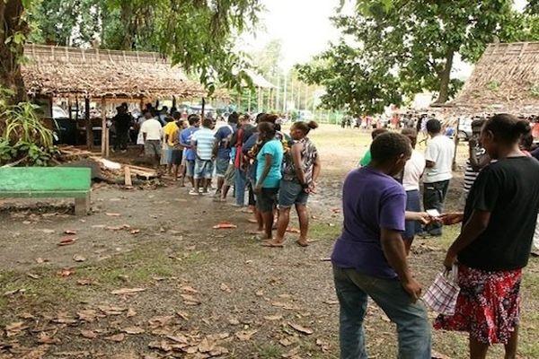 Elections aus îles Salomon