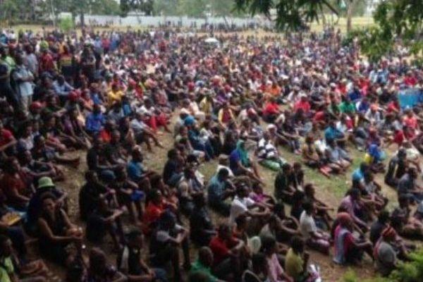 Papouasie : les étudiants ont 48 heures pour quitter les campus