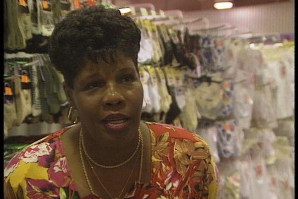 Denise, responsable de la sécurité Score Chaudron