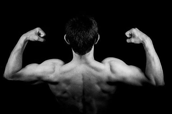 culturisme bodybuilding posing