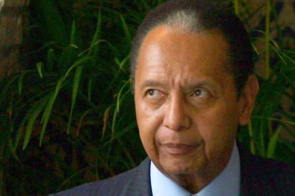 Jean-Claude Duvalier dit Baby Doc
