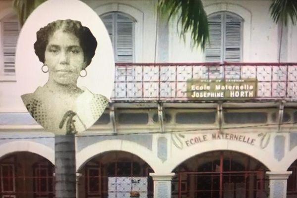 La toponymie des femmes à Cayenne