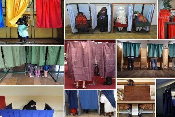 ullustration vote elections europennes