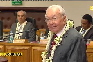 Les grandes lignes du plan de relance en ouverture de la session administrative de l'Assemblée de Polynésie