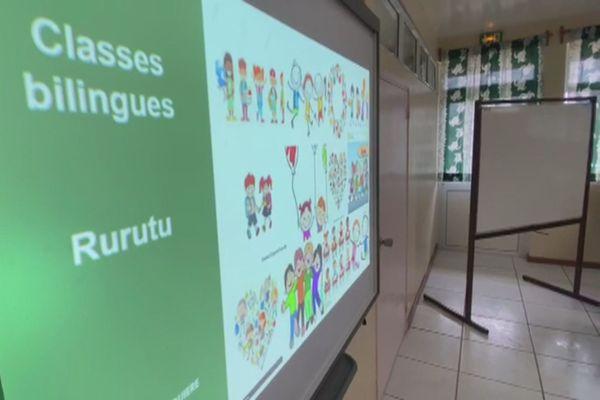Rurutu / langue