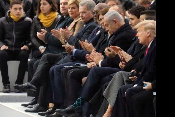 La France commémorait le centenaire de l'armistice