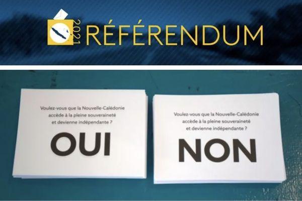 Référendum 2021 :  nouvelle-calédonie