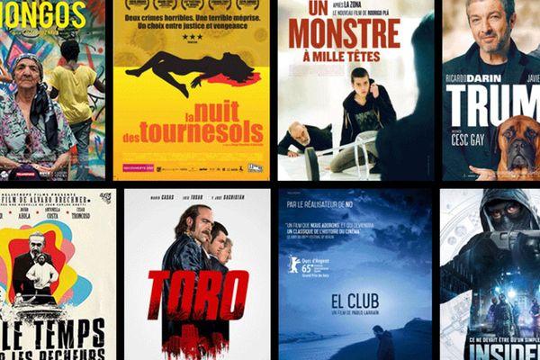 Reflets du cinéma ibérique ou latino-américain