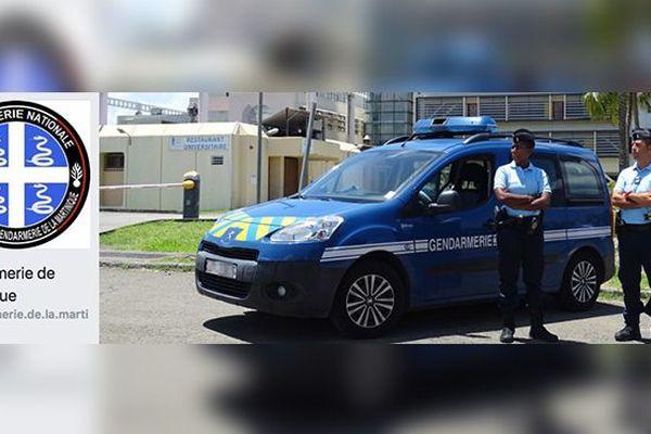 gendarmerie Martinique