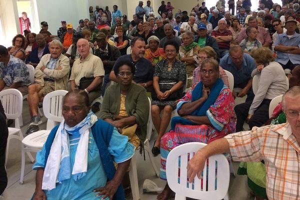 Réunion défense droits retraités maison des syndicats 8 août 2017