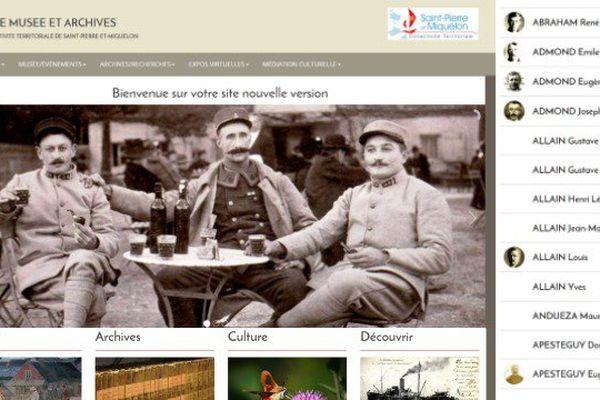 Expo virtuelle Musee Arche 11 novembre