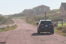 Les rues et sentiers de Saint-Pierre et Miquelon ont été photographiés et cartographiés pour être accessibles en ligne.