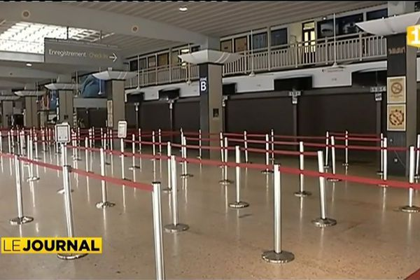 La grève des pompiers contraint Air Tahiti Nui à modifier ses vols