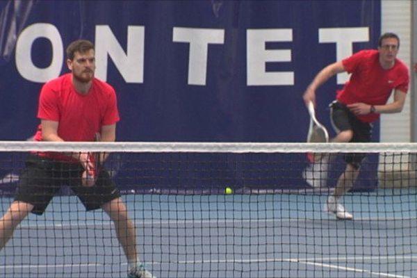 Mathieu et Benoit Orsiny ont remporté le tournoi Acti Plus