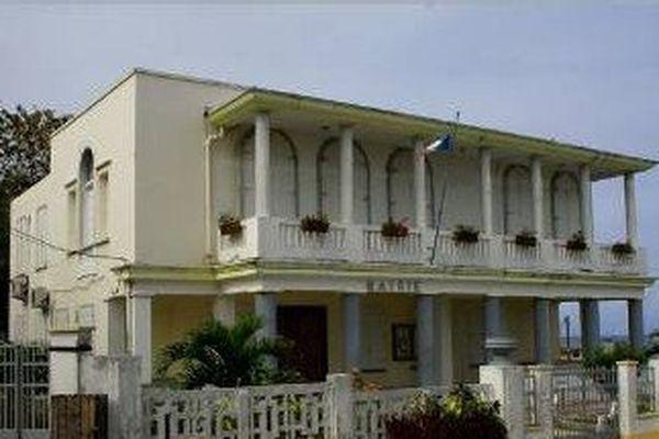 Mairie d'Anse Bertrand
