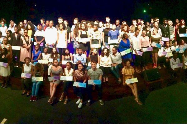 Les jeunes diplômés guyanais mis à l'honneur