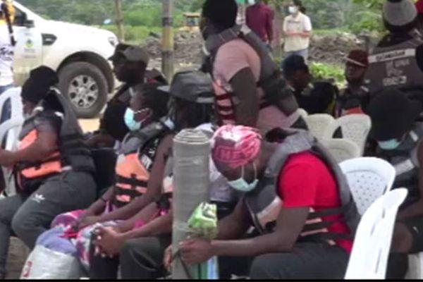 Migrants en Colombie