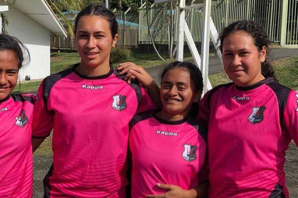 rugby : trois joueuses du fenua dans la selection outremer championnat france