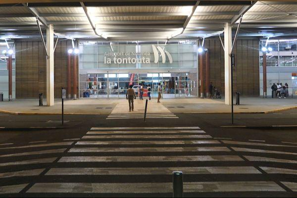 Aéroport Tontouta recadré