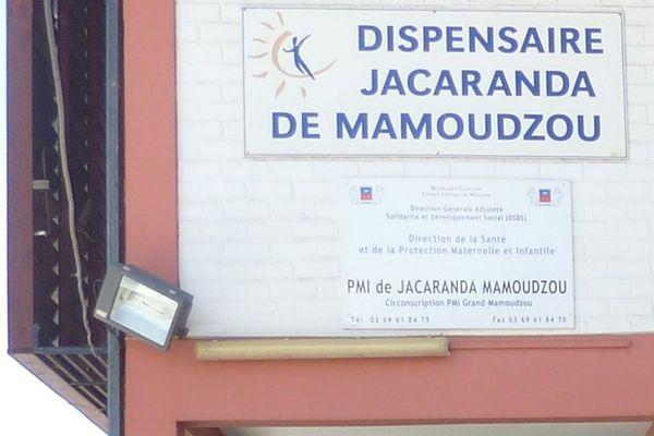 Le dispensaire de Jacaranda à Mamoudzou, Mayotte