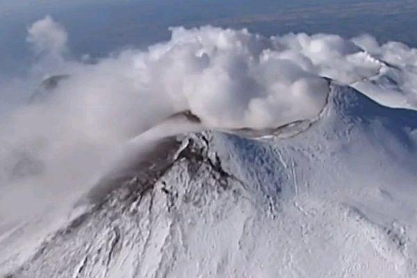Etna : le souffle du volcan