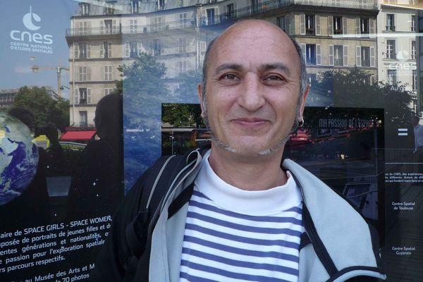 Pascal Bonnefond, chercheur à l'Observatoire Côte d'Azur