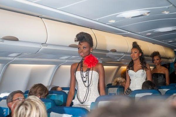 Défilé sur vol Air-Caraïbes (8)
