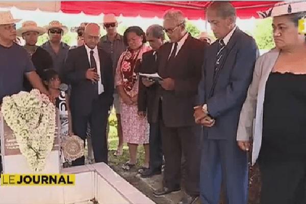 John Doom a été inhumé à Papeari