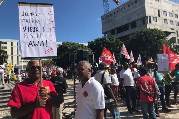 Grève 5 décembre 2019