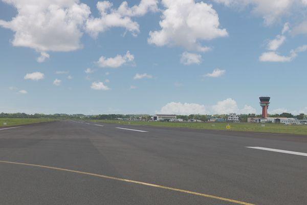 Aéroport pöle Caraïbes