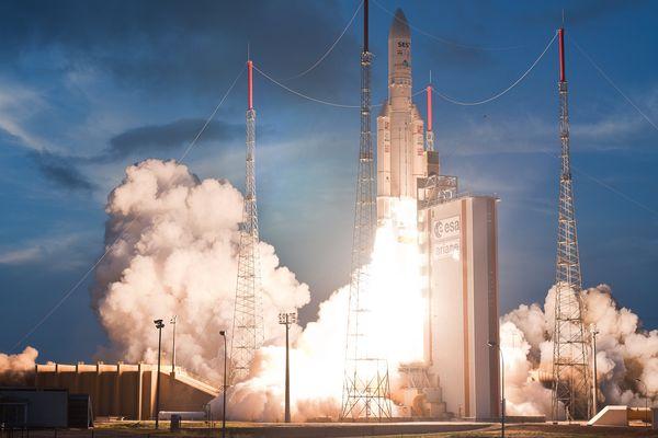 La fusée Ariane 5