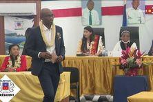Ben Issa Ousseni, 7 ème président du conseil départemental de Mayotte