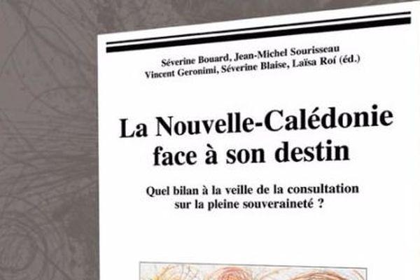 Couverture du livre : La Nouvelle-Calédonie face à son destin