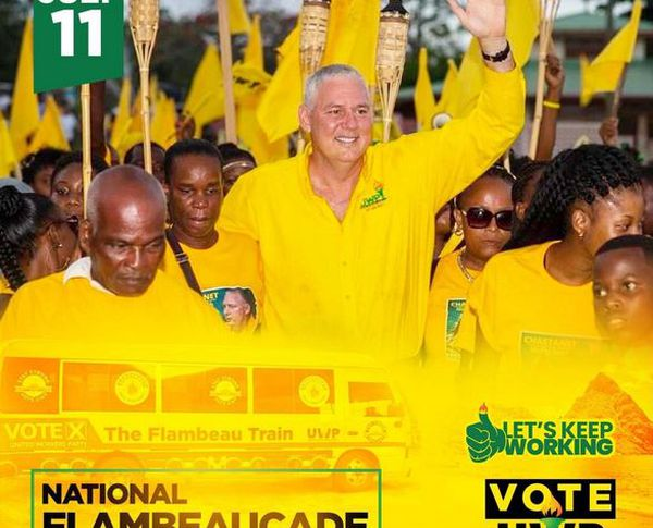 Allan Chastanet elections 2021