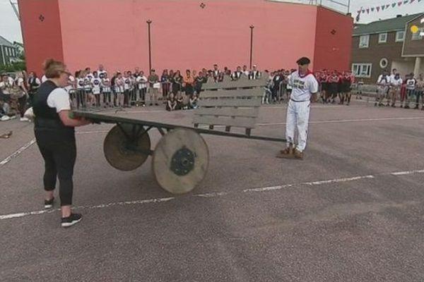 Forces basques adultes