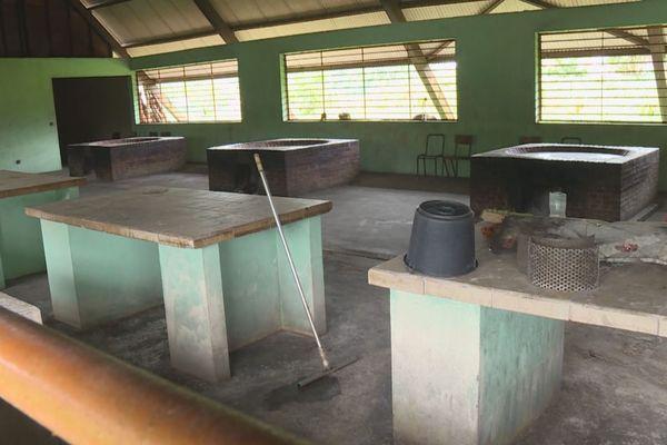Le hangar à couac d'Iracoubo déserté pour cause de confinement