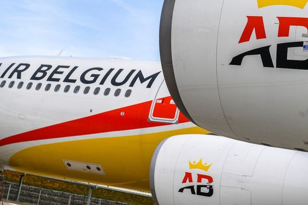 Avion d'Air Belgium